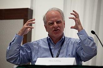 Dave Lebling - Dave Lebling in 2010