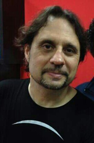 Dave Lombardo - Dave Lombardo after a clinic in Italy - May 8th, 2014