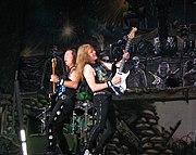 Murray & Gers 2007 yılında bir konserde