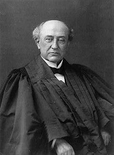 David Josiah Brewer American judge
