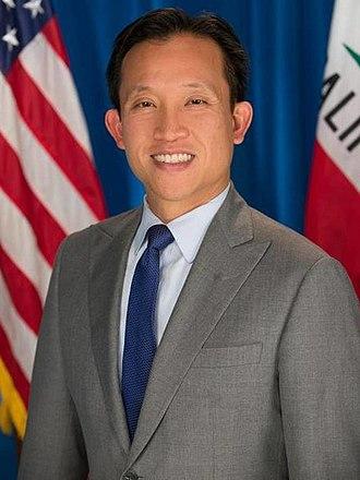 2011 San Francisco mayoral election - Image: David Chiu CA Assembly photo (1)