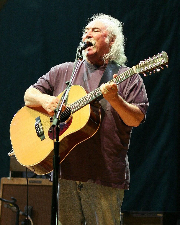 David Crosby 2006