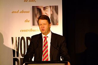 David Cunliffe - Cunliffe speaking in October 2013