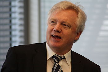 David Davis MP (Conservative). (Photo: Robert ...