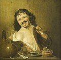 David Ryckaert III - Retrato de homem com cachimbo.jpg