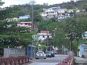 Canaries, Saint Lucia - Canaries