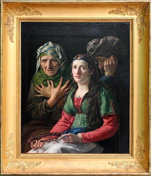 File:De heilige Veronica van Binasco - François-Joseph Navez.jpg