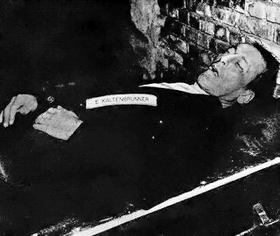 Dead ernstkaltenbrunner