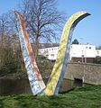 Delft kunstwerk monument voorhof.jpg