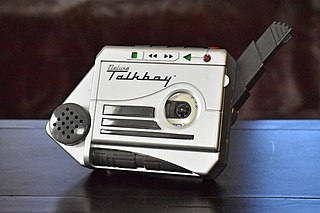 Talkboy Voice recorder and sound novelty toys