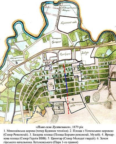 1797 году Луганский завод.