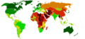 Democracy Index 2010 green and red.png