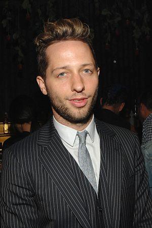 Derek Blasberg - Blasberg in December 2012