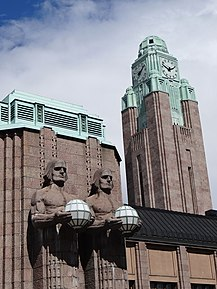 Detail of Train Station - Helsinki - Finland (35874215481).jpg