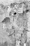 detail schildering achter sacramentsaltaar - thorn - 20208494 - rce
