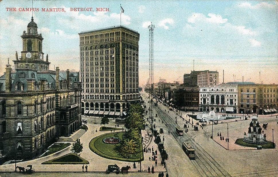 Detroit Front