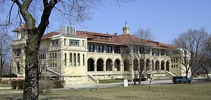 English: Casino building in Belle Isle Park, D...