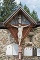 Deutsch-Griffen Wehrkirchhof Kruzifix 24072015 6177.jpg