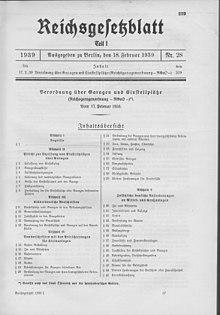 Garagenverordnung Wikipedia
