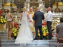 Mariage chrétien \u2014 Wikipédia