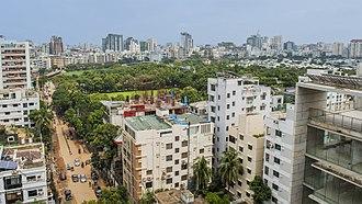 Gulshan Thana - A Neighborhood in Gulshan
