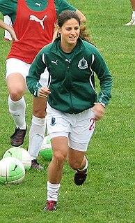 Christina DiMartino Association footballer