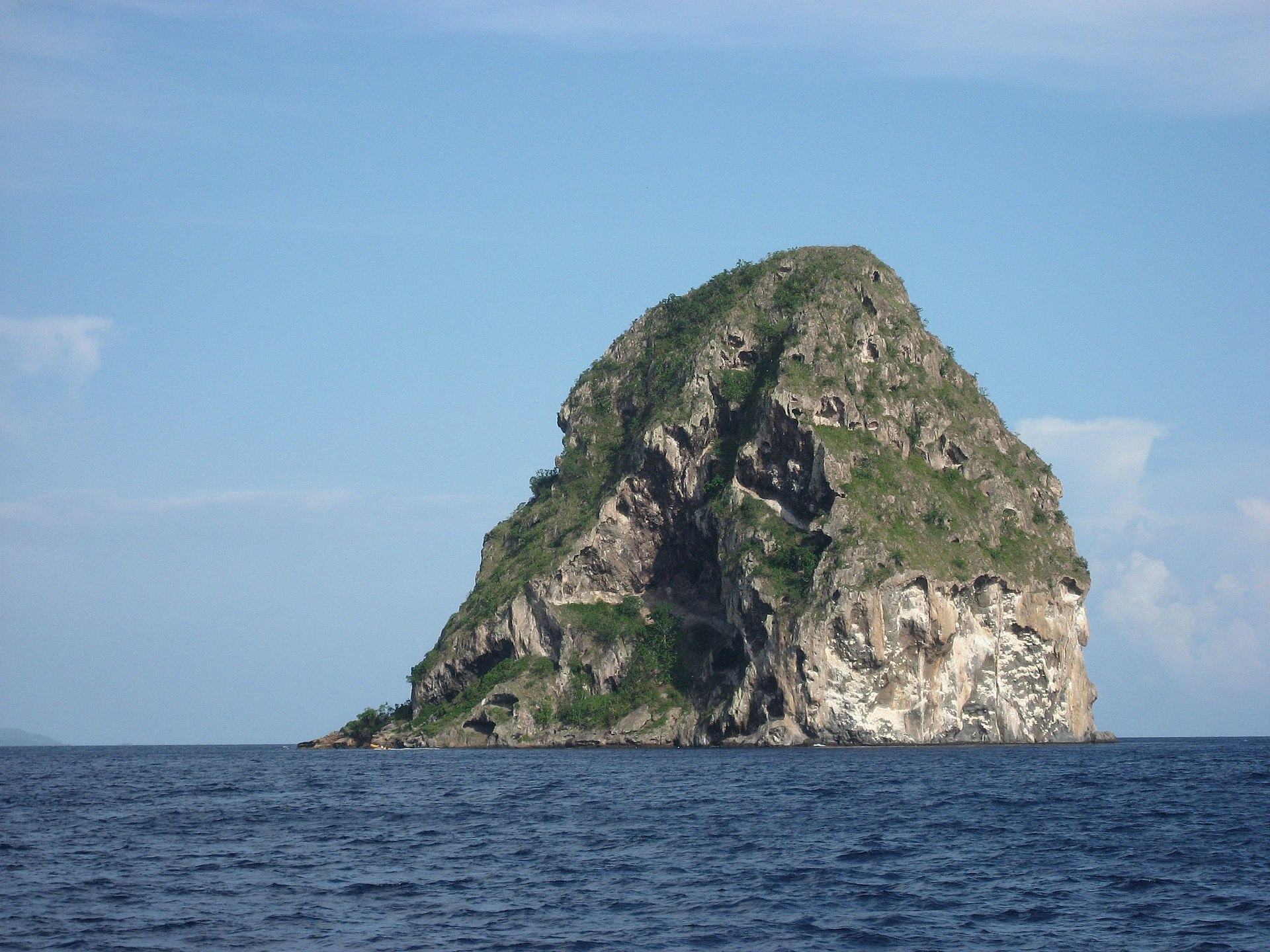 Rocher du Diamant — Wikipédia