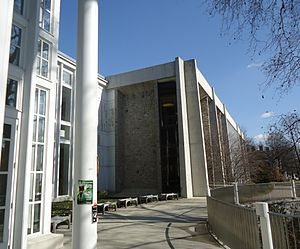Dickinson College - Waidner-Spahr Library