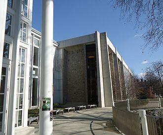 Dickinson College - Waidner-Spahr Library