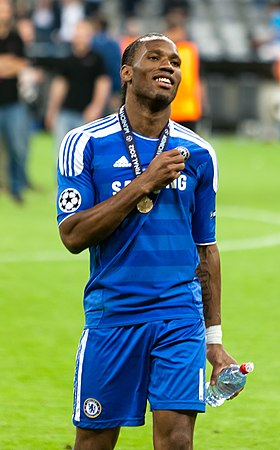 image illustrative de l'article Didier Drogba