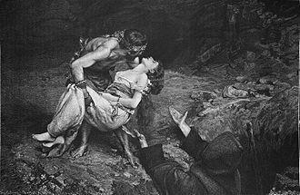 Gustave-Claude-Etienne Courtois - Die Gartenlaube (1885)