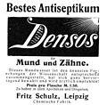 Die Woche 1904-09-10 S. VIII Antiseptikum Densos, Fritz Schulz Leipzig.jpg