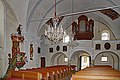 Diex Pfarrkirche Orgelempore.jpg