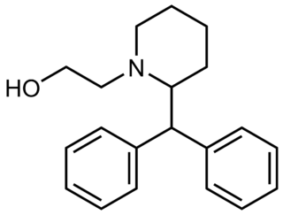 Difemetorex chemical compound