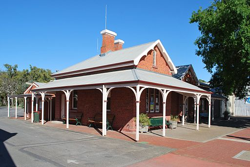 Dimboola Old Shire Hall 001