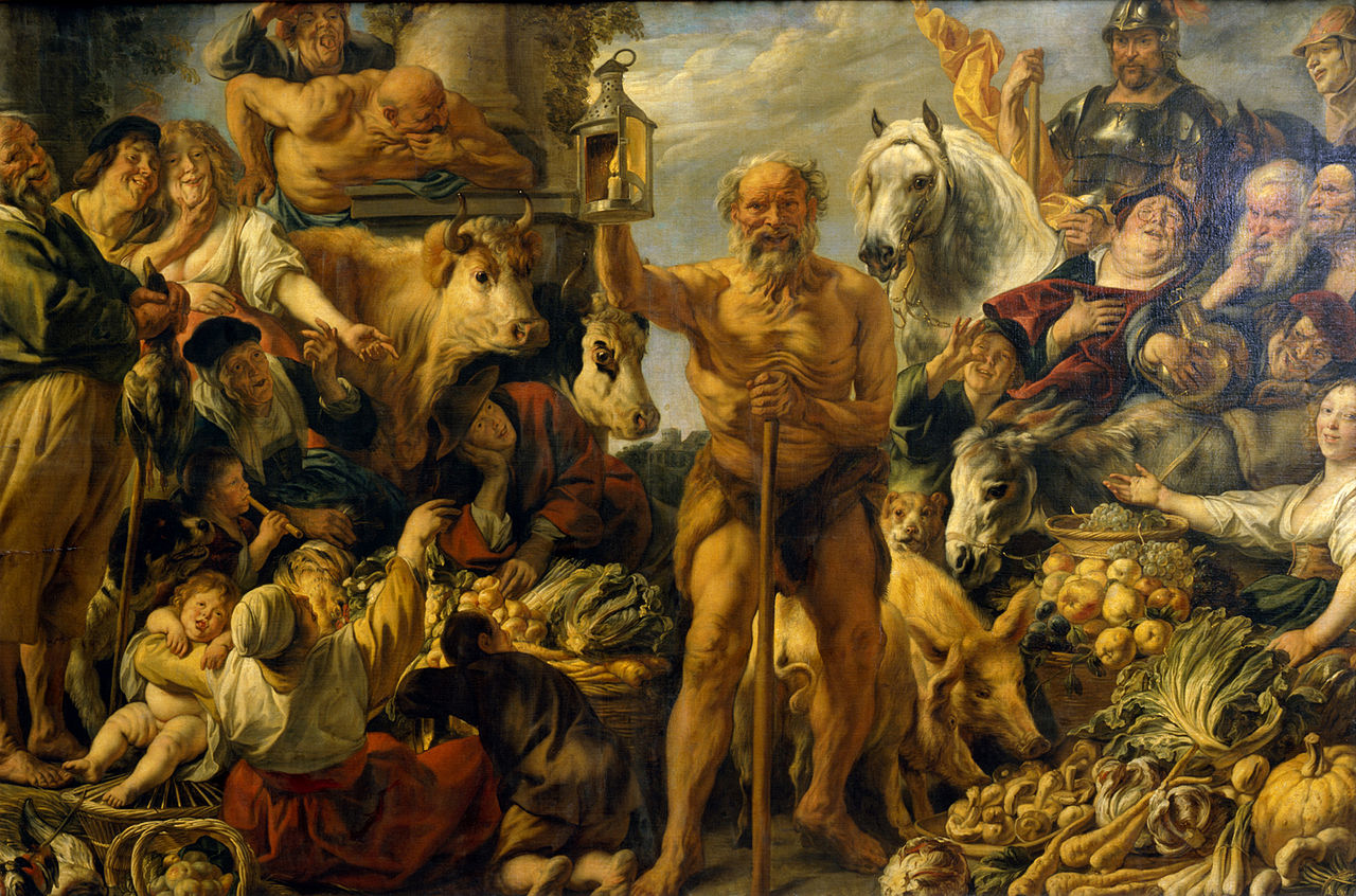 https://upload.wikimedia.org/wikipedia/commons/thumb/d/df/Diogenes_Jordaens.jpg/1280px-Diogenes_Jordaens.jpg