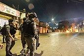 Israëlische politie in Lod