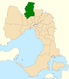 Division of Calwell Australian federal electoral division