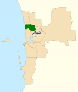 Division of Stirling Australian federal electoral division