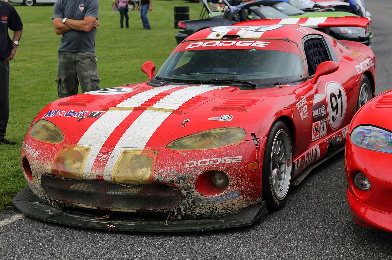 File Dodge Viper Gts R Number 91 Daytona Winner 2000