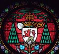Dol-de-Bretagne (35) Cathédrale Saint-Samson Armes de Mgr d'Espinay.jpg