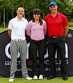 Donal Hughes, Kelly Tidy And Mick Hill at The Druh Cup 2015.jpg