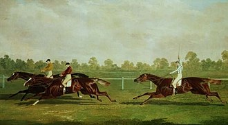 Doncaster Cup - Image: Doncaster Gold Cup 1835
