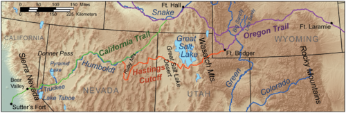 Donner Party - Wikipedia on