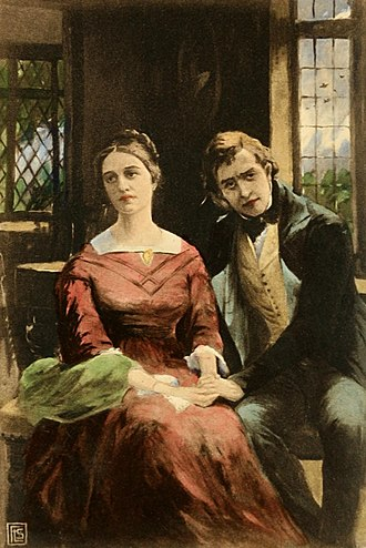Middlemarch - Dorothea Brooke and Will Ladislaw