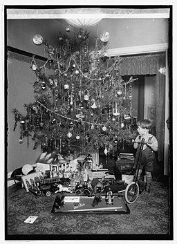 Dorsey Christmas tree, 1922 LCCN2016847202
