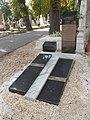 Dr. Sattler János (1894-1944) polgármester, Óvári temető, 2017 Mosonmagyaróvár.jpg