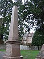 Dr Adams (1796-1861) memorial obelisk - geograph.org.uk - 628259.jpg