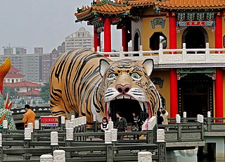 Tiger in Chinese culture