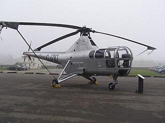 Westland Aircraft - Westland WS-51 Dragonfly